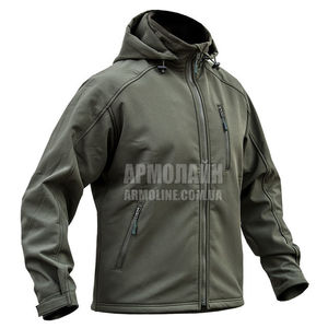 Куртка SoftShell 'DIVISION' OLIVE